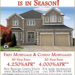 Buying a New Home is in Season!