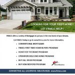 LOOKING FOR AN INVESTMENT PROPERTY? FRMCU CAN HELP!