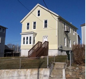 Home for Sale in Fall River