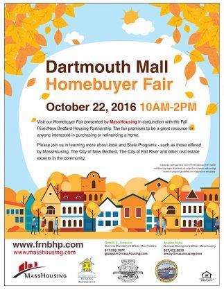 Dartmouth Mall Homebuyer Fair @ Dartmouth Mall | Dartmouth | Massachusetts | United States