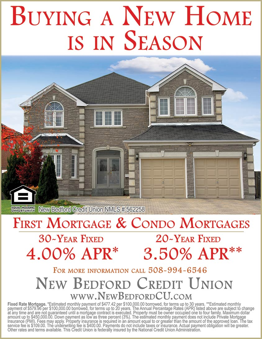 Buying a New Home is in Season