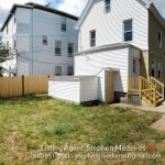 Single Family Home For Sale 118 Parker St. New Bedford, Ma