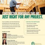 Construction Mortgages That Are Just Right for Any Project
