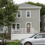 SOLD! 114 Liberty Street - City of New Bedford and HOME Program - SINGLE FAMILY HOME FOR SALE!