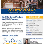 Bay Coast Mortgage Company Partner Spotlight