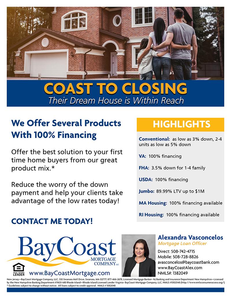 Bay Coast Mortgage Company Partner Spotlight