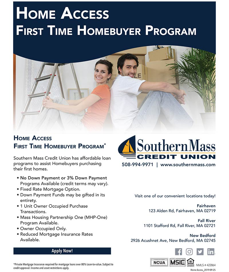 Home Access First Time HomeBuyer Program